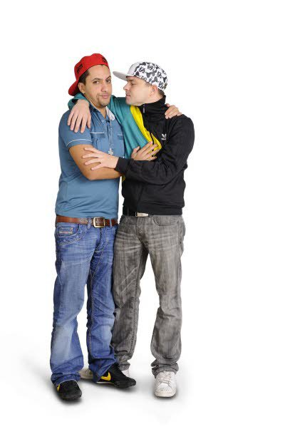 Ryan et Steeve