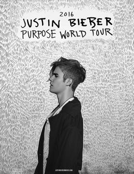 Purpose World Tour , les dates !