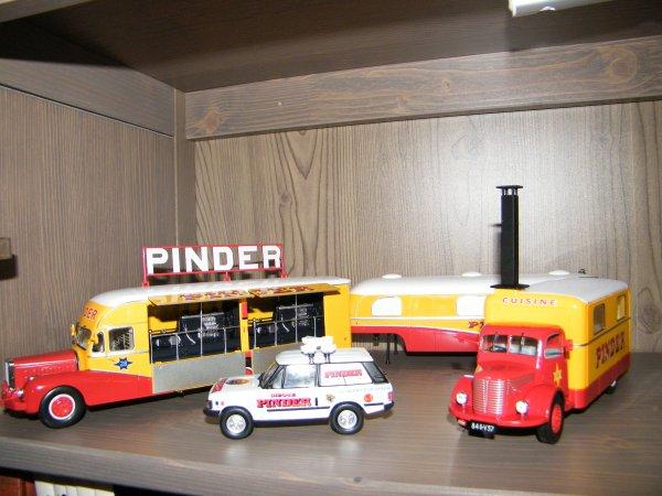 pinder direkt collection