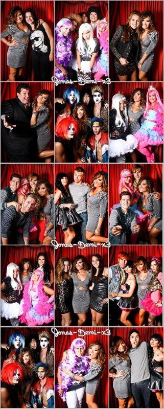 ~~ Tournée + quelques photos de l'anniversaire de Demi ~~