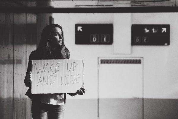 Nous sommes de chers êtres innocents.