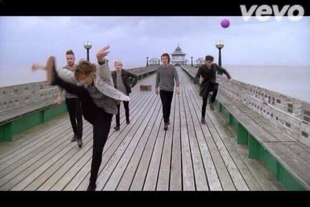 You and I - One direction : Le clip !!!