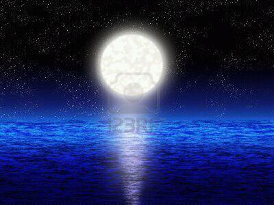 nuit bleu *contemple*