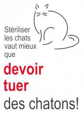STERILISER  = UNE NECESSITE
