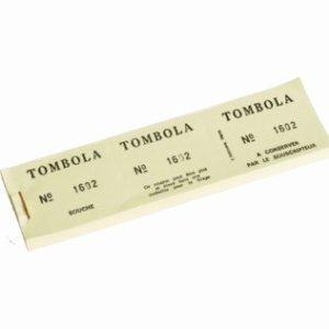 TOMBOLA DE L'ETE