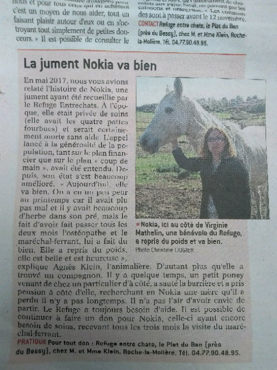 ARTICLE OCTOBRE 2018