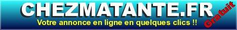 Venez découvrir notre site Chezmatante.fr