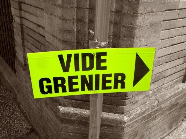 VIDE GRENIER  à Tourlaville 2013 - (50110)