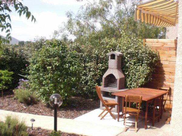 --- Location saisonnière rez de villa à 5 mn de la mer Ajaccio ---