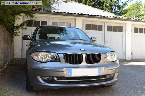 BMW 116 115CV EXCELLIS, mise en circulation le 03/11/2009