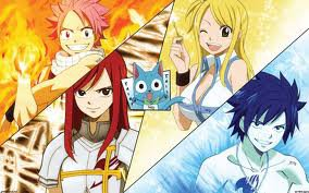 l'equipe la plus fort de fairy tail