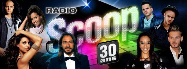 •Radio Scoop fête ses 30 ans•    •Les photos de concert•
