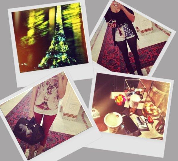 ||•Dernières photos & tenues tweetées•||