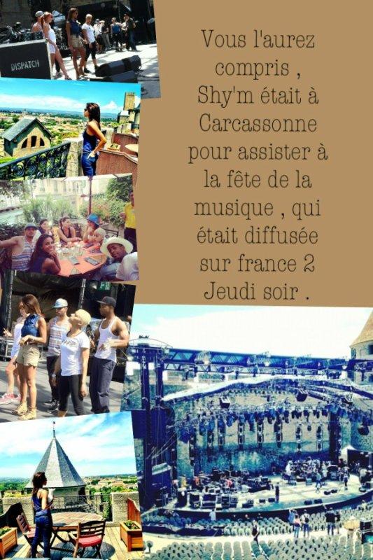 ||•La fête de la musique à Carcassonne•||
