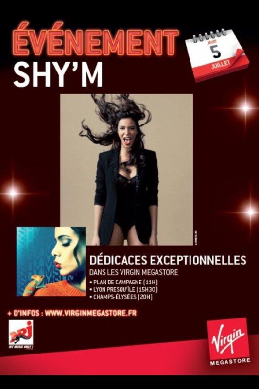 ||•Shy'm dans RTL soir•||•Reportage du 19|45 sur M6•||•Interview de melty•||