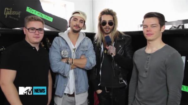 Tokio Hotel en direct