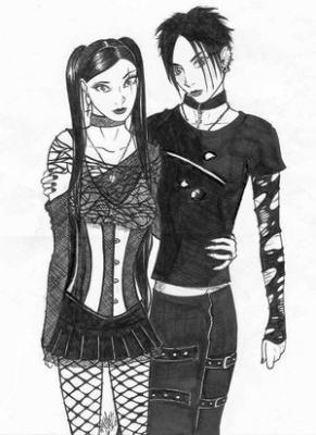 Darkest Lie - Poinsonblack / Lust Stained Despair - 2006