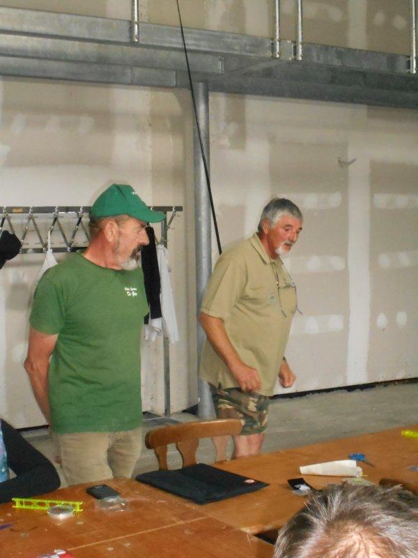 Stage de Pêche à Deux Acren le 09 07 2016.