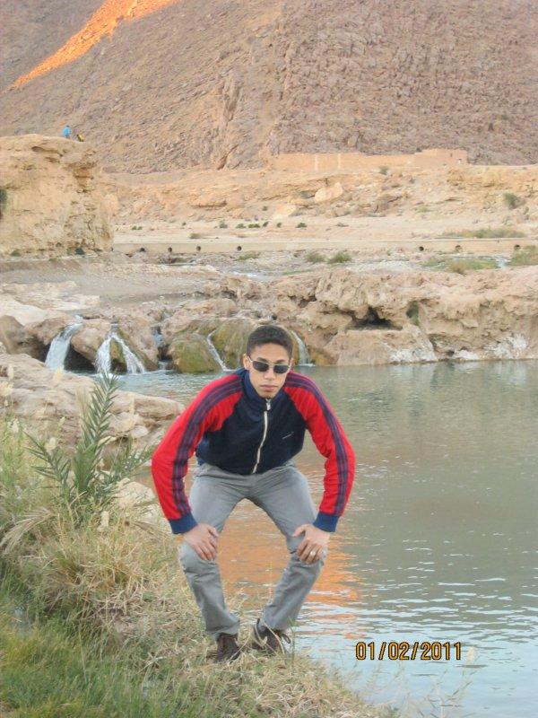 a l cascade de mon village