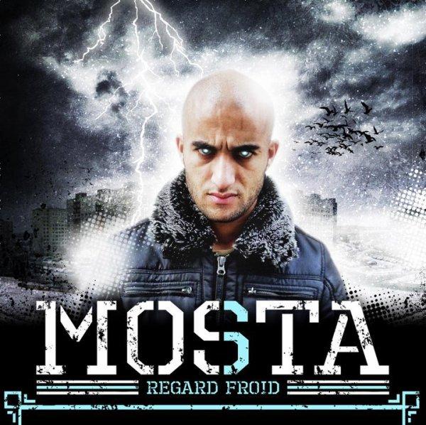 """Le skeud de Mosta """" Regard Froid """"  Du lourd...pour 10 Punch seulement !!! ( Dispo à la Fnac )"""