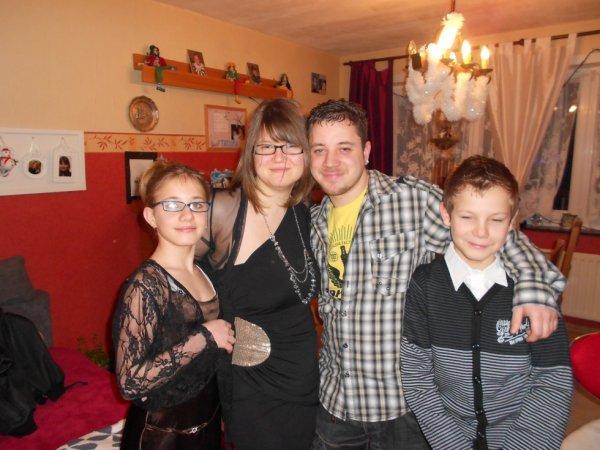 Mon frère, ma soeur, mon homme et moi