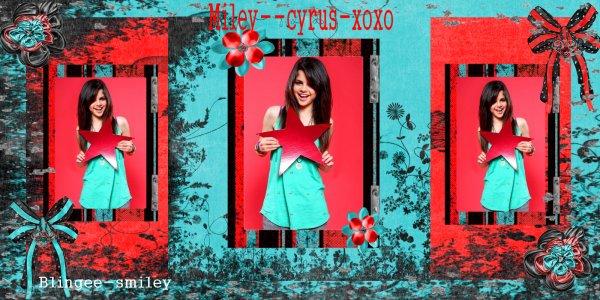 Montage pour Miley--cyrus-xoxo