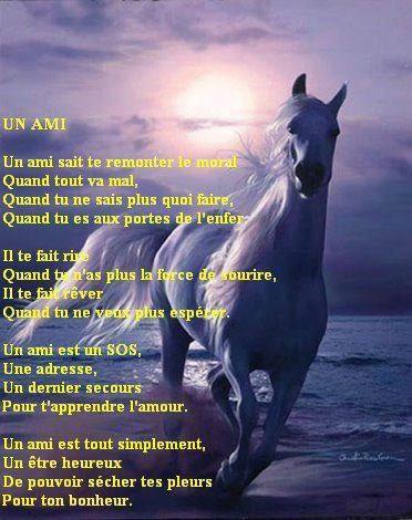 Poème Sur Lamitié Une Nouvelle Vie