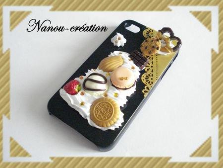 coque de téléphone kawaii >w<
