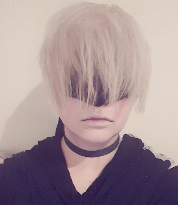 "9S ""cosplay"" from NieR : Automata ! ( REQUEST )"