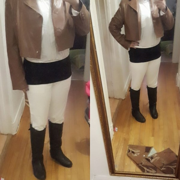 Attack on Titan cosplay started ~