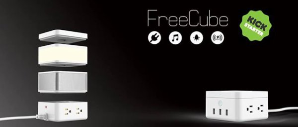 Freecube -- The Smart Module, Redefine Your Lifestyle