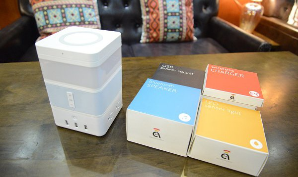 Modular Home Hub Freecube is living on Kickstarter by Avatar Controls