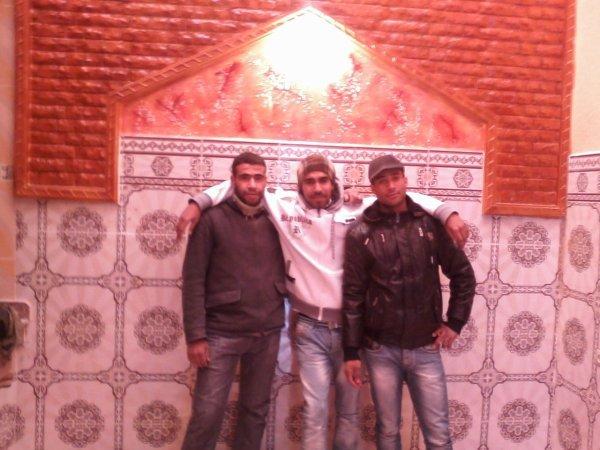 med et mes amis