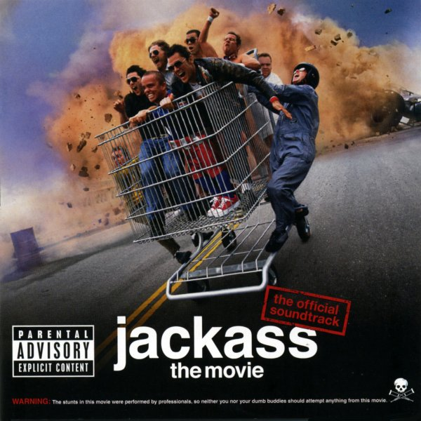 Hi, I'm Johnny Knoxville.                          Welcome to Jackass.