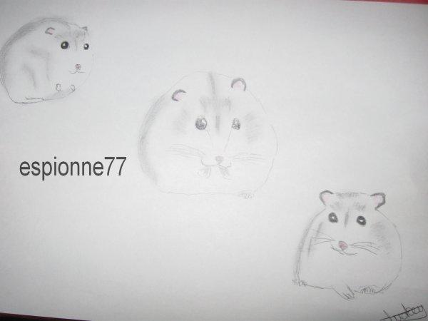 Deux de mes dessins