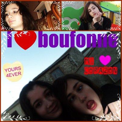 moi & ma boufonne♥♥♥