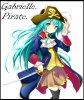Gabrielle-Pirate