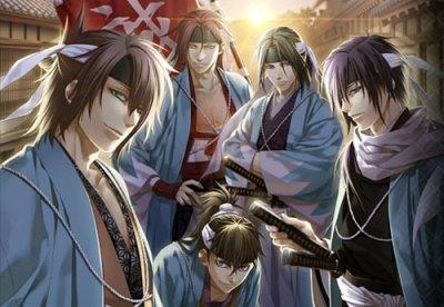 Hakuouki~Shinsengumi Kitan~