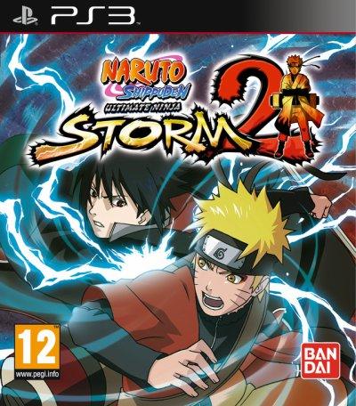 naruto storm 1 et 2