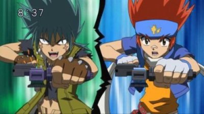 naruto ball z metal master : episode 1 : la rencontre des deux clans .