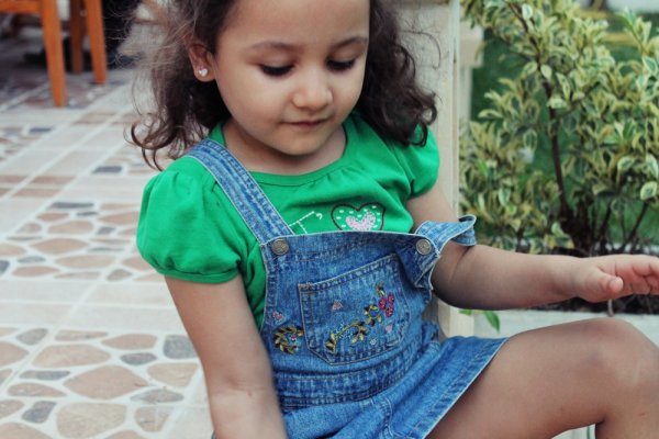 . .  Serie #10 :Children are like wet cement. Whatever falls on them makes an impression.  . .