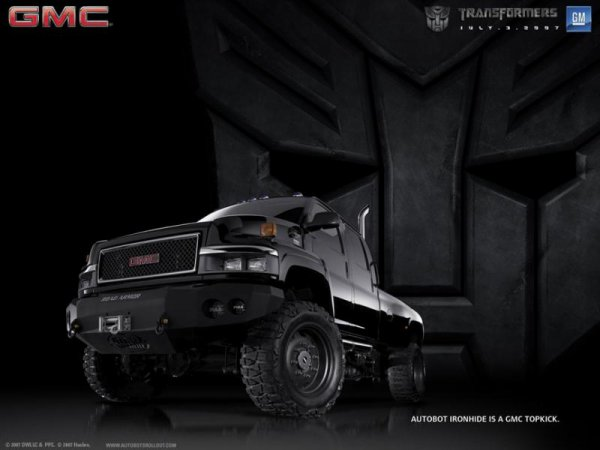 Dream Of Starscream / Enduro Prime - Ironhide (2013)