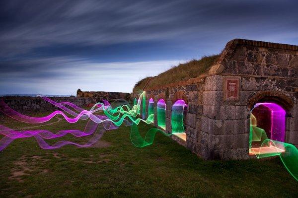 Même un bunker peut devenir source d'imagination
