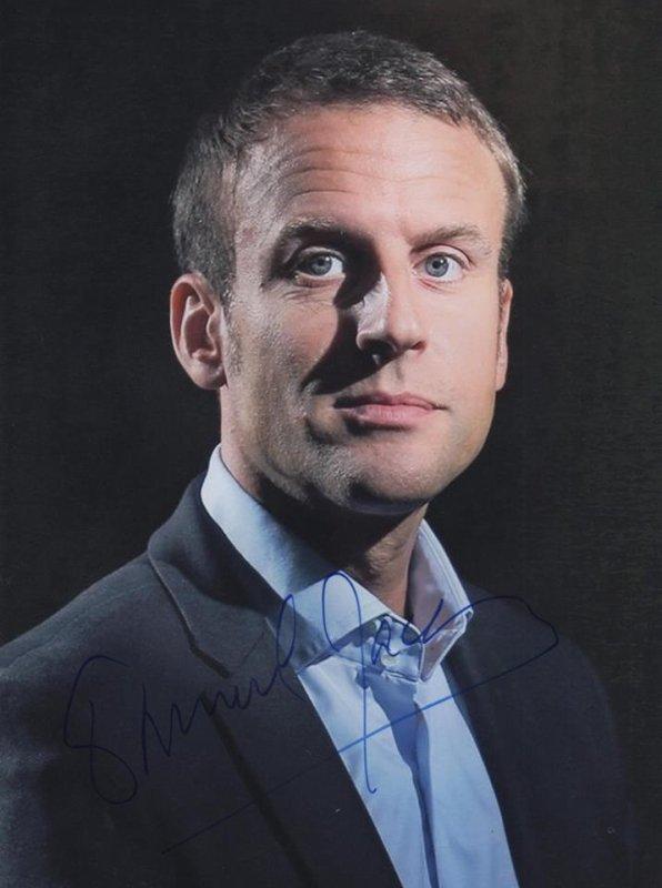 Emmanuel MACRON - Le nouveau Président de la République française