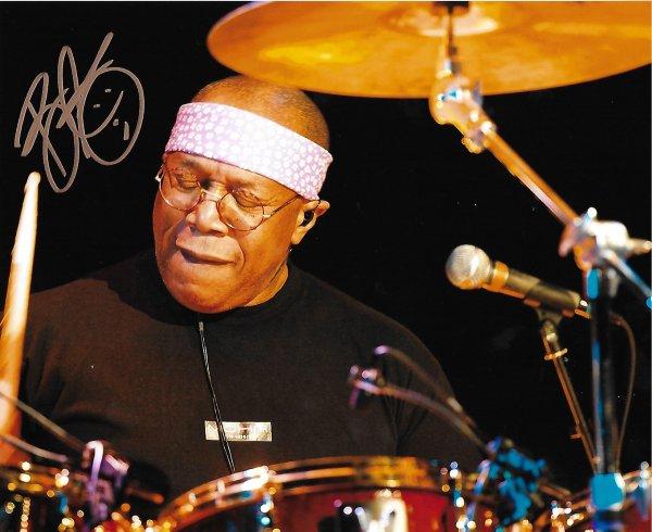 Bill COBHAM - American jazz drummer