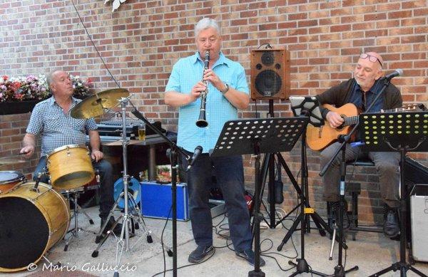 Jean-Marc Bakkaert en concert