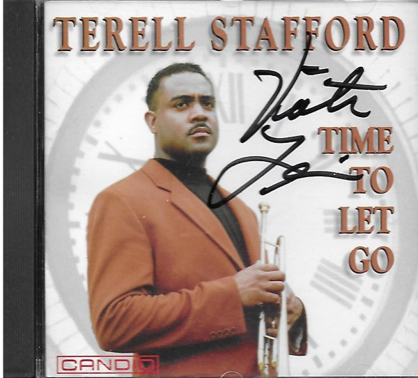 Terell STAFFORD - American Jazz trumpettist and band leader