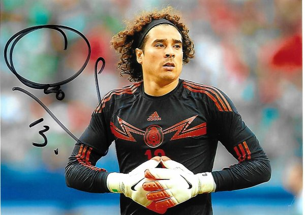 Guillermo OCHOA - Mexican goalkeeper