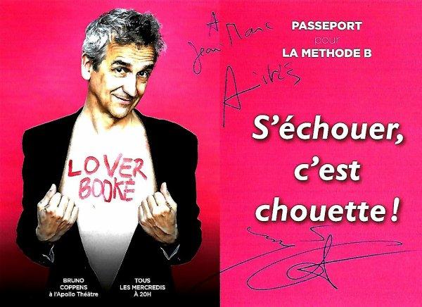 Bruno COPPENS - Humoriste et chroniqueur belge