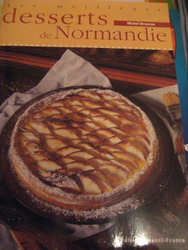 la normandie,son beurre, sa crème , que des bonnes choses ....au régime s'abstenir hihihi